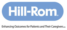 Image of Hill-Rom logo.