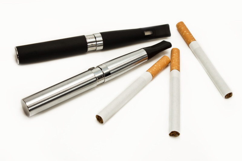 Electronic cigarette marketing plan